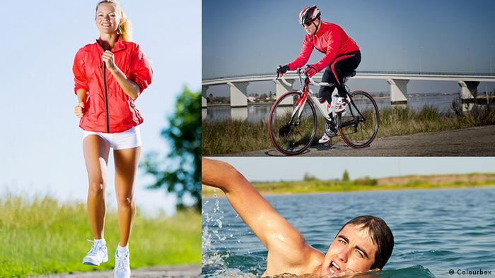 Regular physical exercise is essential to lose weight.  Sports activity increases energy consumption and fat burning.  Walking and doing water gymnastics are two good options to start.  Afterwards, you can do sports in the background, such as running, cycling and swimming, in 30-minute sessions, three times a week.