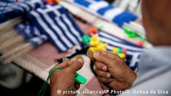 Griechenland Athen Schuldenkrise