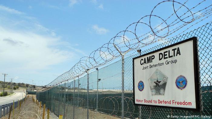 Kuba US-Gefängnis Guantanamo Camp Delta
