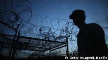 Kuba US-Gefängnis Guantanamo Camp X-Ray