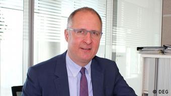 Martin Geiger, de DEG