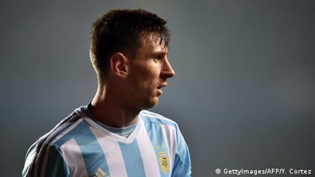 Copa America 2015 Argentinien gegen Paraguay