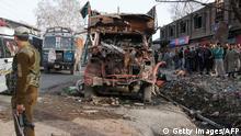 Indien Kaschmir Anschlag