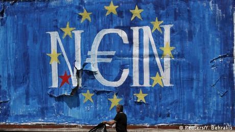 Γερμανική αντιπολίτευση: Grexit? Nein, danke!