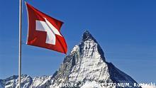 Schweiz Matterhorn Alpinismus