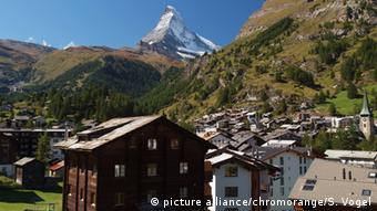 Schweiz Matterhorn Alpinismus Zermatt