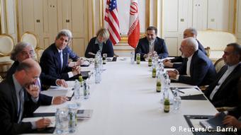 USA Iran Atomgespräche in Wien