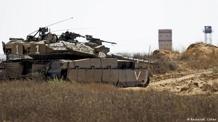 Ägypten Sinai Grenze