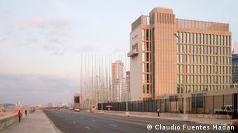 Kuba Havanna Bauvorhaben US Botschaft