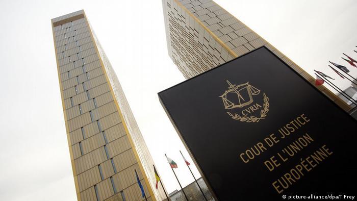 Symbolbild Urteil Weservertiefung Europäischer Gerichtshof