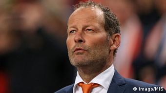 Fußball Niederlande Nationalmannschaft Neuer Trainer Danny Blind