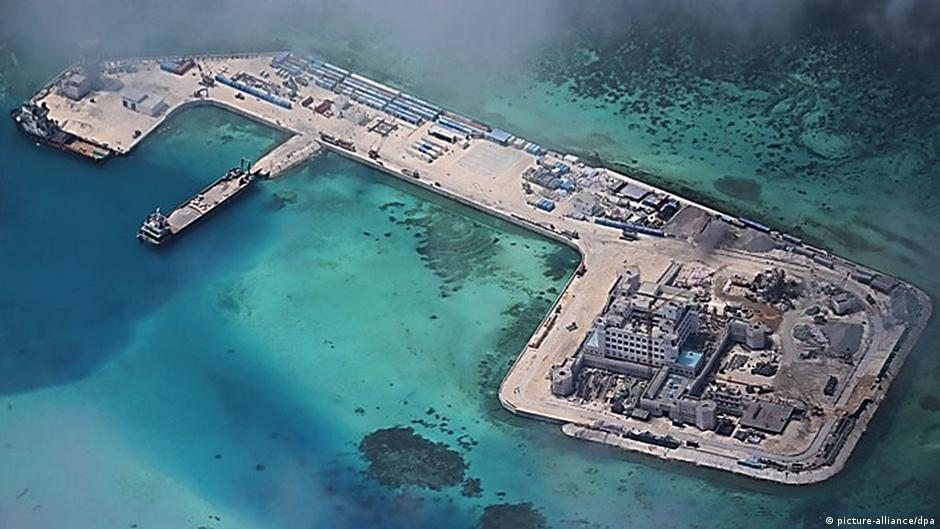 case of spratly island The spratly islands are thought to sit on a vast, untapped undersea oil field, and whoever controls the islands, reefs and sandbars is going to be in the strongest position to exploit it.