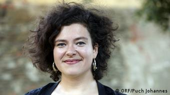 Nora Gomringer (ORF/Puch Johannes)