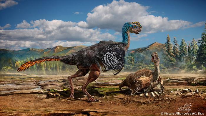 Wissenschaft Huanansaurus