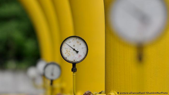 Symbolbild - Gasstreit Russland Ukraine