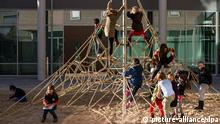 Symbolbild - Kinderspielplatz