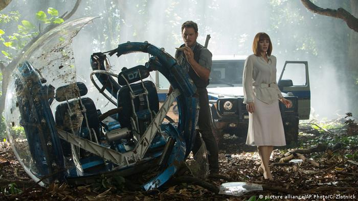 Film Jurassic World (picture alliance/AP)