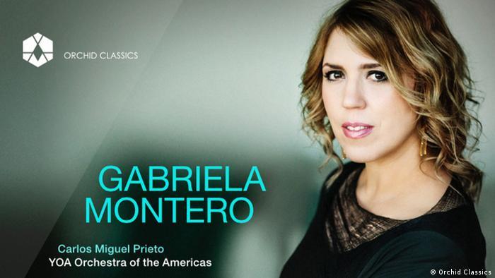 Gabriela Montero ganó el Grammy Latino al Mejor álbum de música clásica en 2015.
