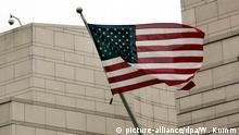 Symbolbild Wikileaks US-Botschaft in Berlin