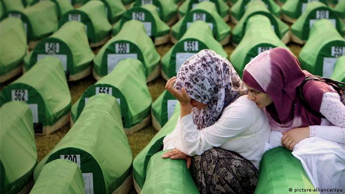 Remembering Srebrenica′ service at Westminister Abbey to mark 20 ...