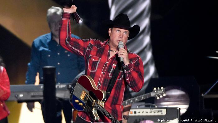 Country-Star Garth Brooks (picture alliance/AP Photo/C. Pizzello)