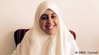 Porträt - Aisha el-Shater