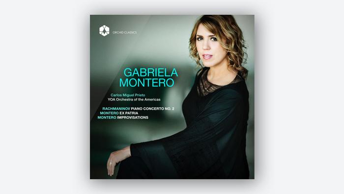 CD-Cover ExPatria von Gabriela Montero