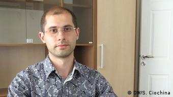 Sergiu Tofilat, expert în energetică