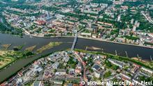 Zehn Gründe für Brandenburg Deutschland Bildergalerie Grenzstädte Slubice Frankfurt Oder