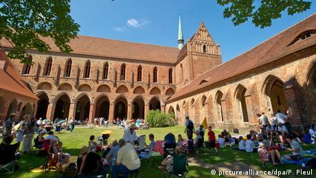 Zehn Gründe für Brandenburg Deutschland Bildergalerie Kloster Chorin