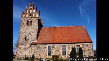 Zehn Gründe für Brandenburg Deutschland Bildergalerie Feldsteinkirche Herzberg