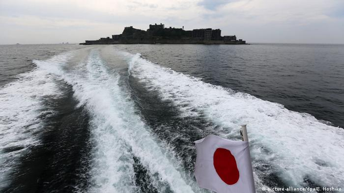 UNESCO Japan Inseln Hashima