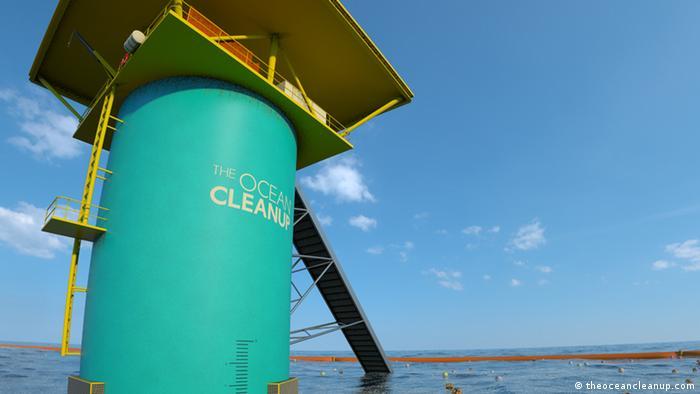 Ocean Säuberung Ocean clean up (theoceancleanup.com)