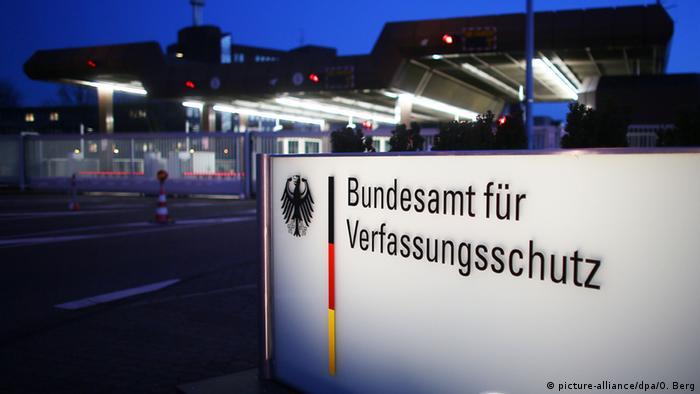 Deutschland Bundesamt für den Verfassungsschutz