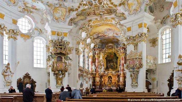 Паломническая церковь Вискирхе