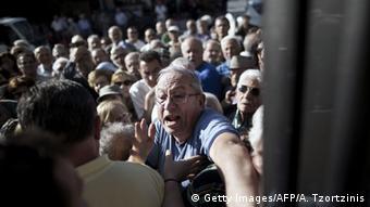 Bildergalerie Griechenland Rentner