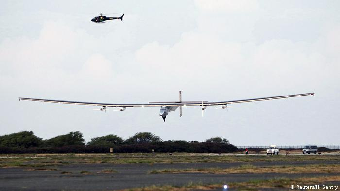 Hawaii - Solar Impulse 2