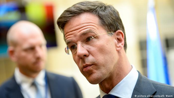 Прем'єр-міністр Нідерландів Марк Рютте