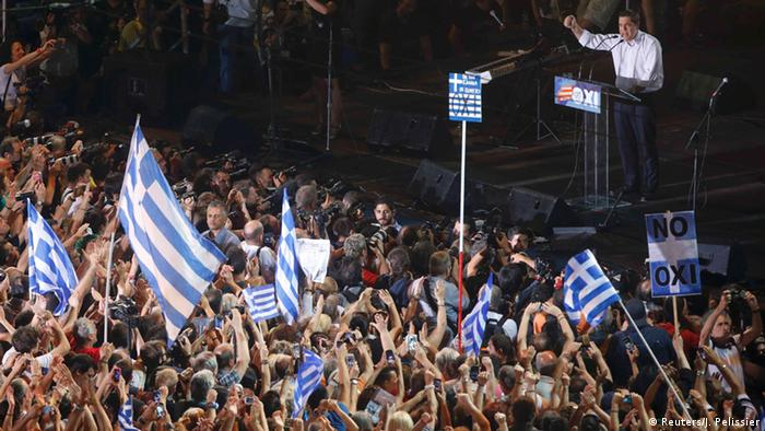 Griechenland - Proteste in Athen