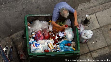 Symbolbild Griechenland - Armut