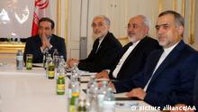 Wien - Atomgespräche mit dem Iran