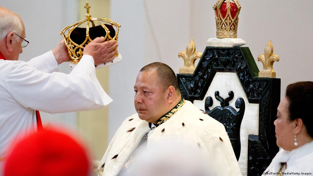 Coronation celebrations for King Tupou VI of Tonga reach finale ...