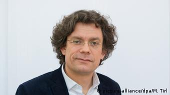 Frank Sieren *PROVISORISCH* (picture-alliance/dpa/M. Tirl)