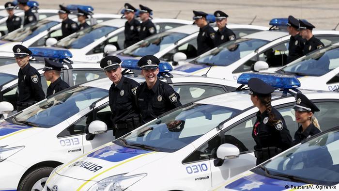 Національна поліція, нова поліція, поліцейські
