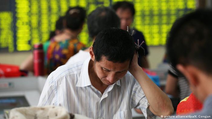 China Börse in Nantong