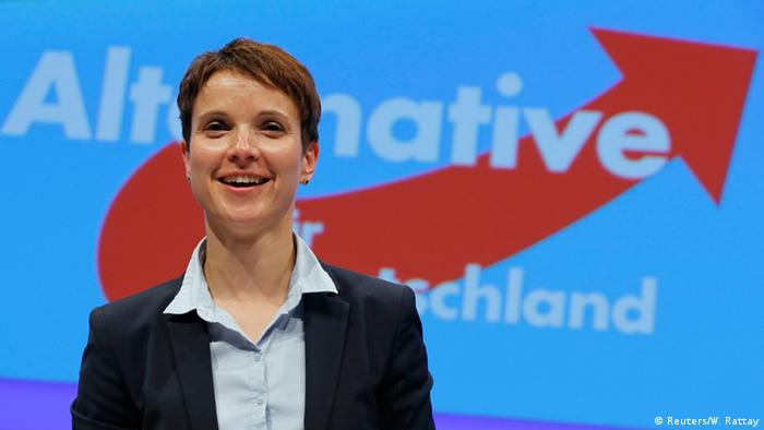 AfD Parteitag in Essen Frauke Petry (Reuters/W. Rattay)