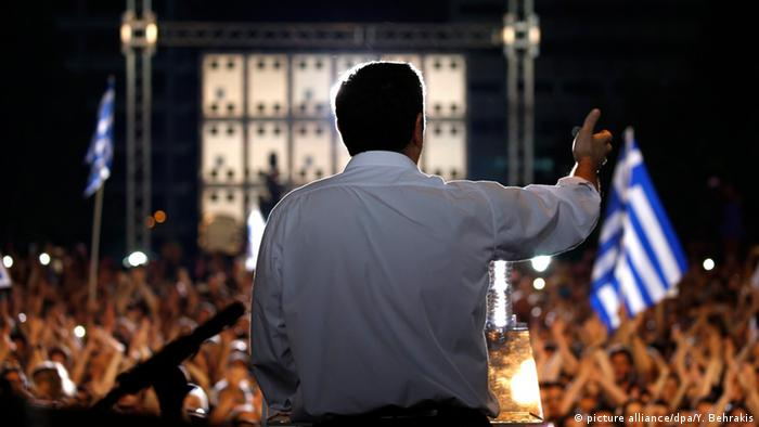Griechenland Premierminister Alexis Tsipras