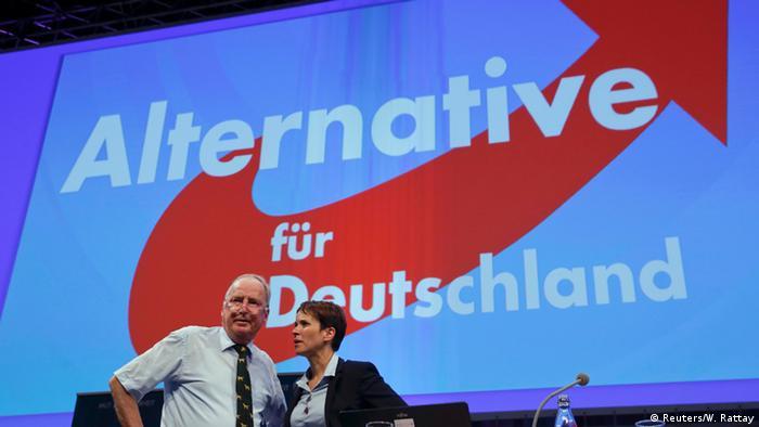 AfD - Bundesparteitag der Alternative für Deutschland