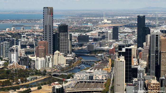 Melbourne Übersicht