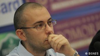Energieexperte Kaloyan Staykov